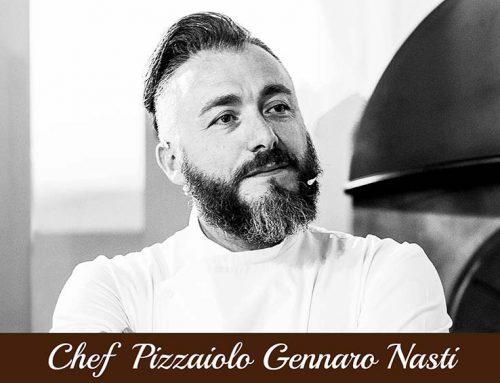 Chef Pizzaiolo Gennaro Nasti