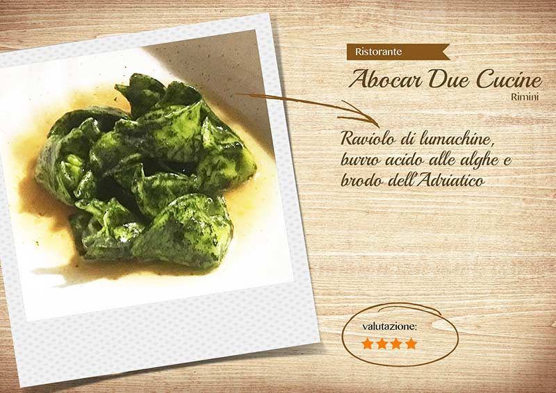 Ristorante Abocar Due Cucine, Rimini