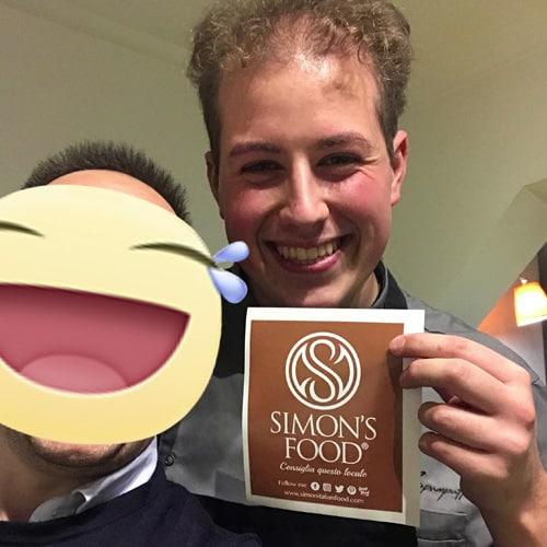 il giovane Talento Chef Pizzaiolo Ian Spampatti - vincitore Master Pizzachef 2016