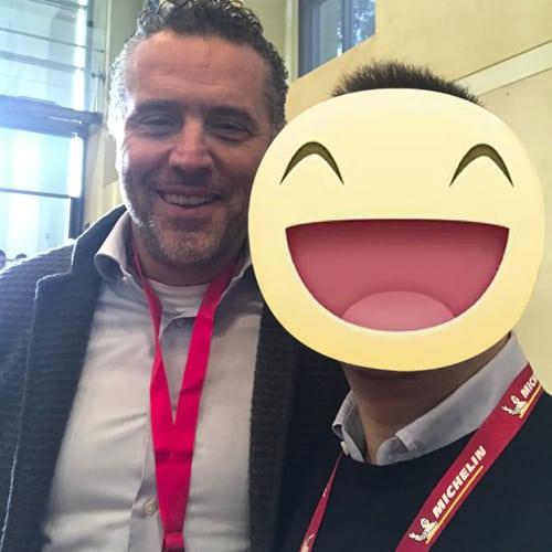 Chef Giancarlo Perbellini - Ristorante Perbellini - 2 Stelle Michelin