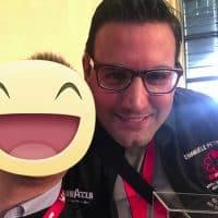 Chef Emanuele Petrosino - I Portici (Bologna) - 1 stella Michelin 2018