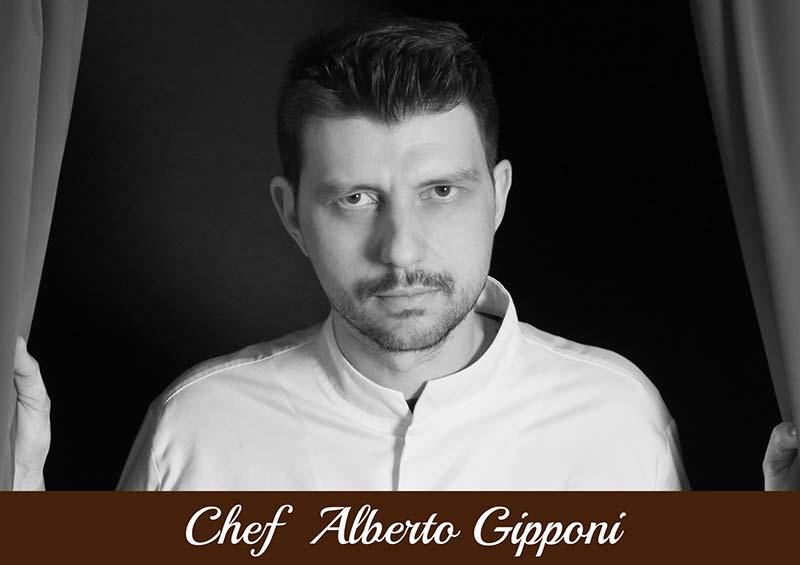 Chef Alberto Gipponi
