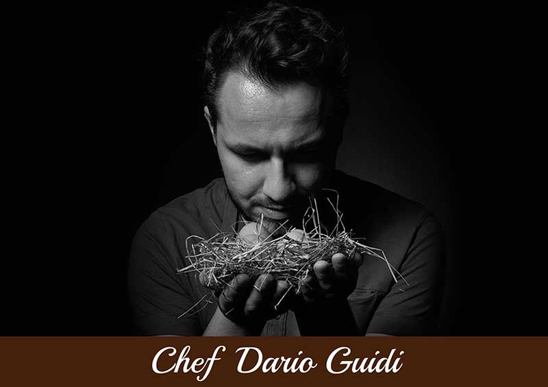Chef Dario Guidi