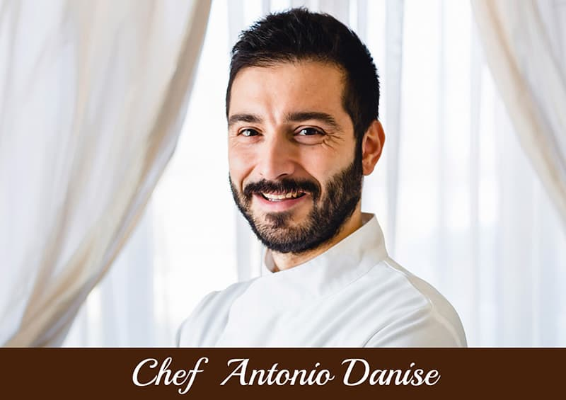 Chef Antonio Danise