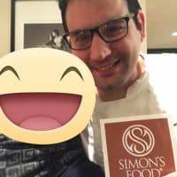Lo chef Emanuele Petrosino - 1 Stella MIchelin, I Portici Hotel 5s - Bologna
