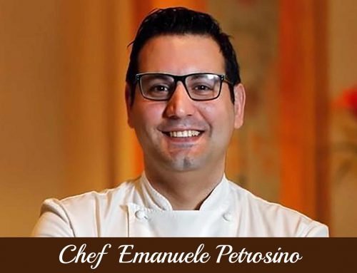 Chef Emanuele Petrosino