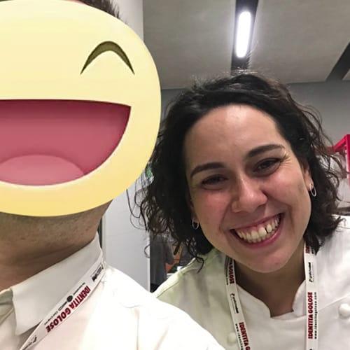 La chef Martina Caruso, del Ristorante Signum e Donna dell'anno della Guida Michelin 2019