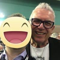 Lo chef e volto noto di Gambero Rosso Channel Igles Corelli