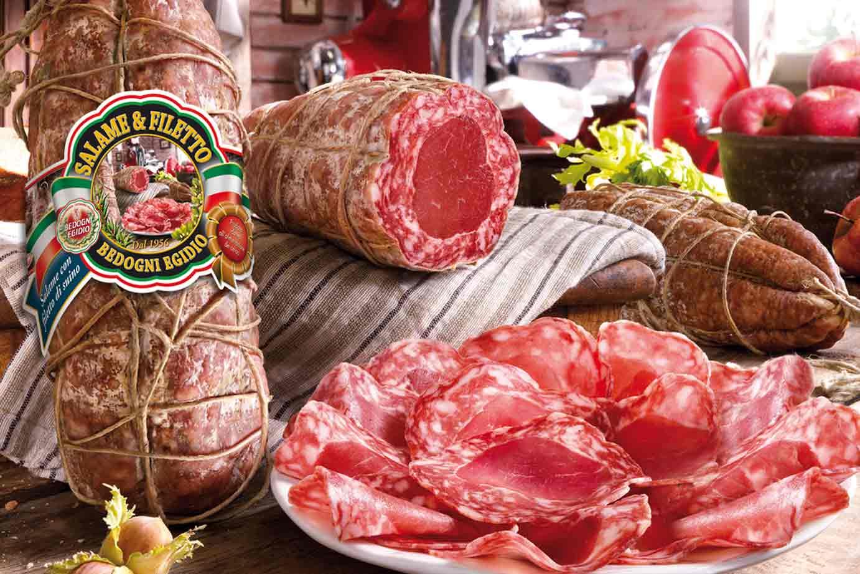 Prosciuttificio Bedogni - Filetto e Salame
