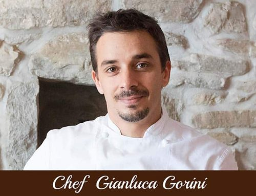 Chef Gianluca Gorini