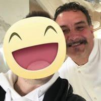 Lo chef Italo Bassi 1 stella Michelin -Confusion (Porto Cervo)