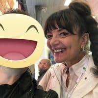 La chef e volto televisivo in Polonia Cristina Catese