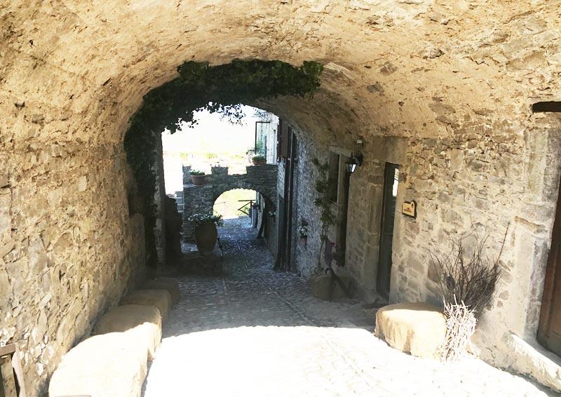 Relais Borgo Casale - Arcata