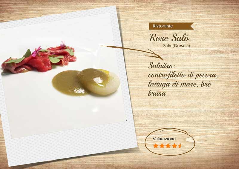Ristorante Rose Salò - Salnitro