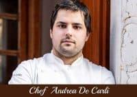 Vita da chef - copertina De Carli