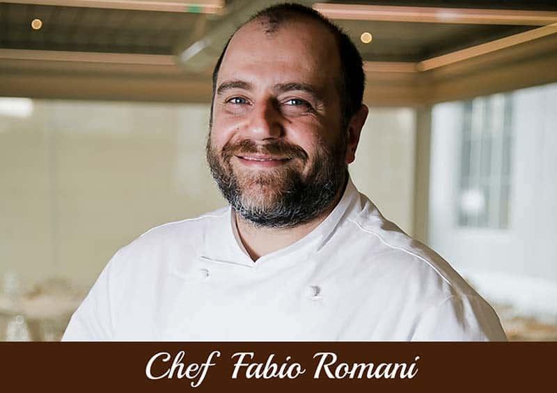 Vita da chef - Copertina Fabio Romani