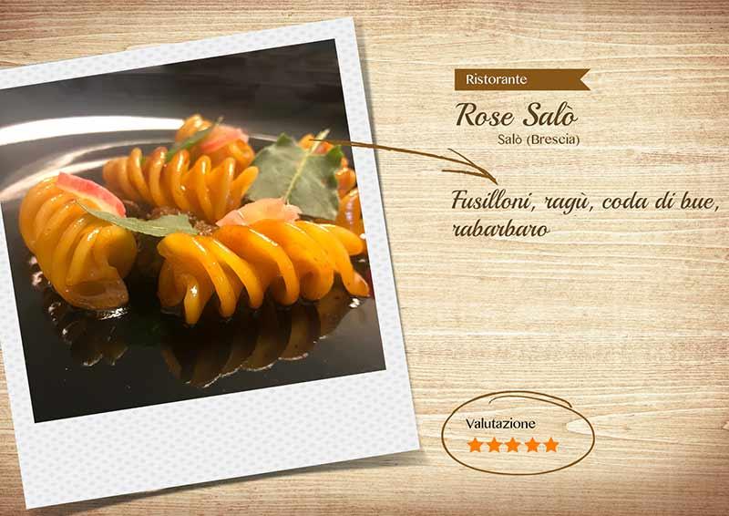 Ristorante Rose Salò - Fusillone