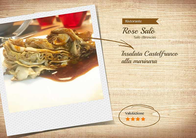 Ristorante Rose Salò - Insalata