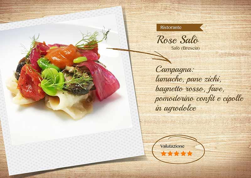 Ristorante Rose Salò - Pane zichi