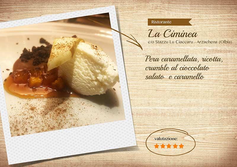 Stazzu Lu Ciaccaru Resort - dessert