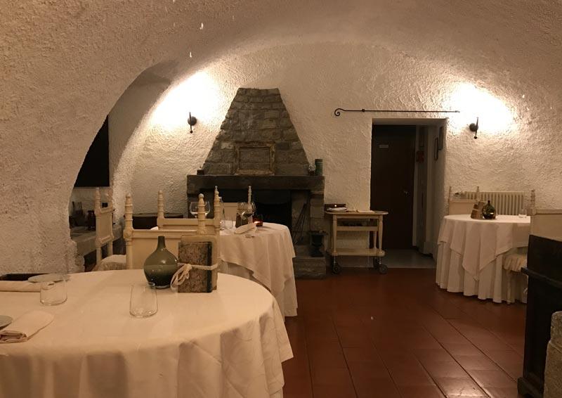 Relais Borgo Casale - Ristorante