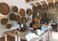 Stazzu Lu Cacciaru Resort - sala colazioni