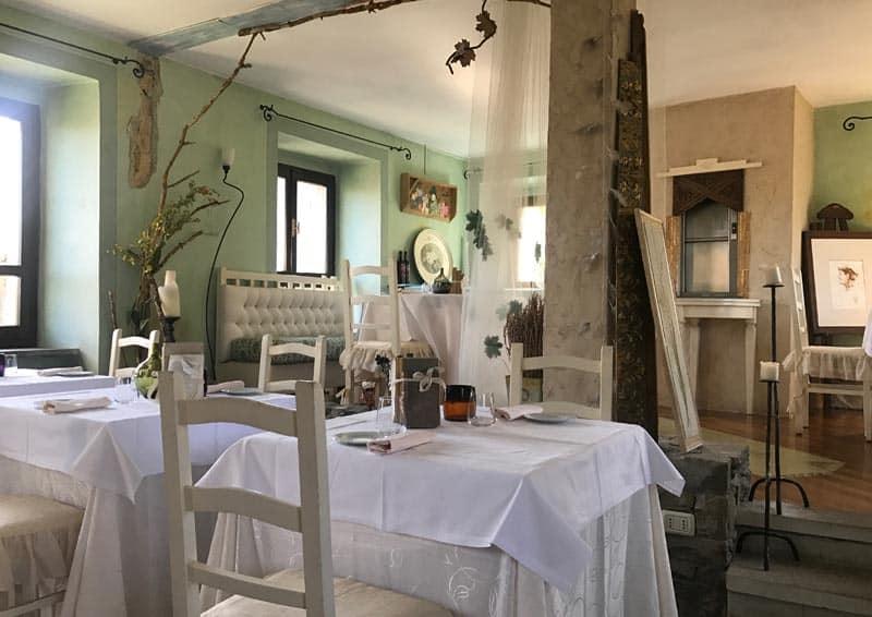 Relais Borgo Casale - Sala Pranzo
