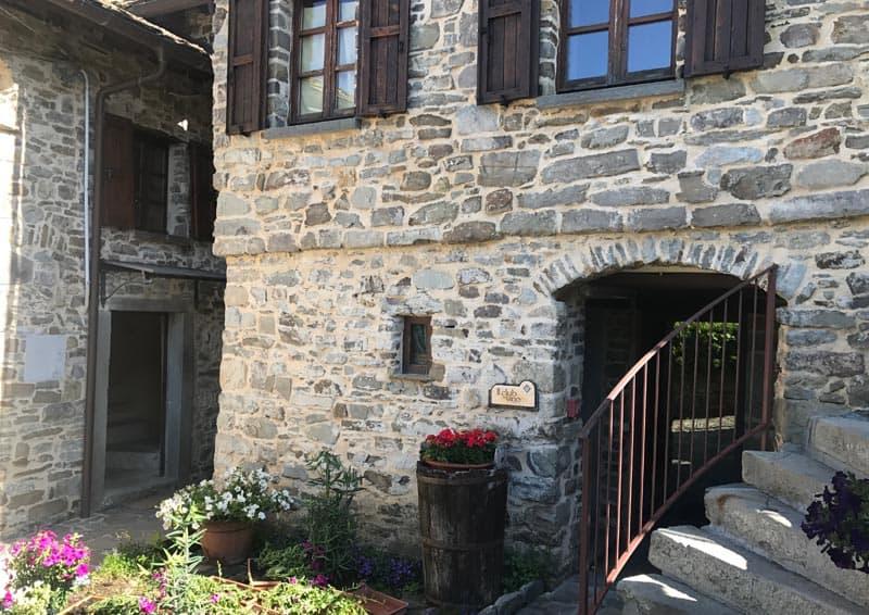 Relais Borgo Casale - Sala degustazione vini