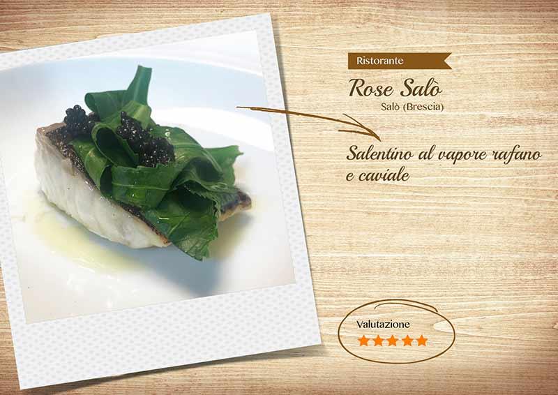 Ristorante Rose Salò - Salentino