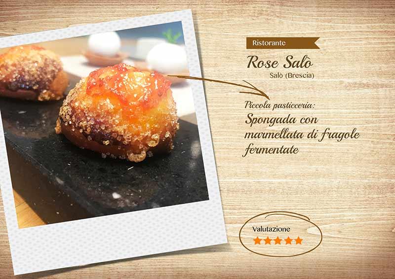Ristorante Rose Salò - Spongada