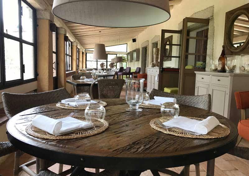Stazzu Lu Cacciaru Resort - sala ristorante