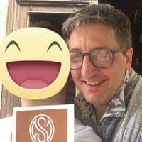 Lo chef Alessandro Petraroli dell'Osteria Caffè Casolani