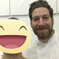 Lo chef Federico Beretta