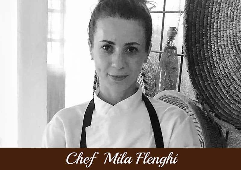 Vita da chef - Copertina MIla