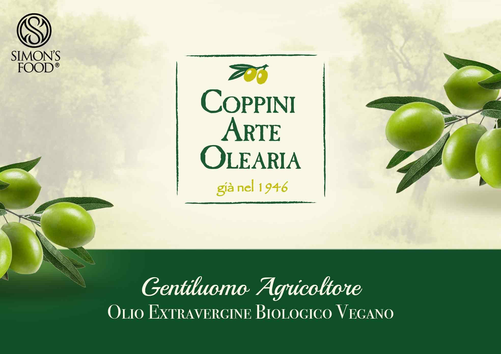 Gentiluomo Agricoltore - Olio Biologico Vegano