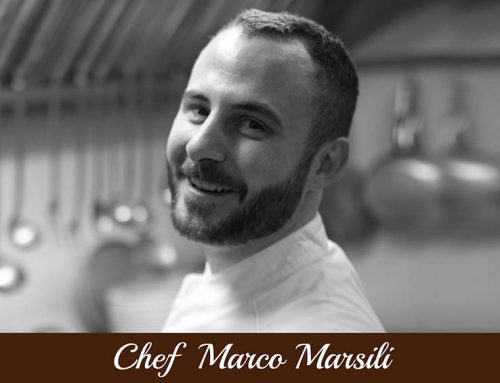 Chef Marco Marsili