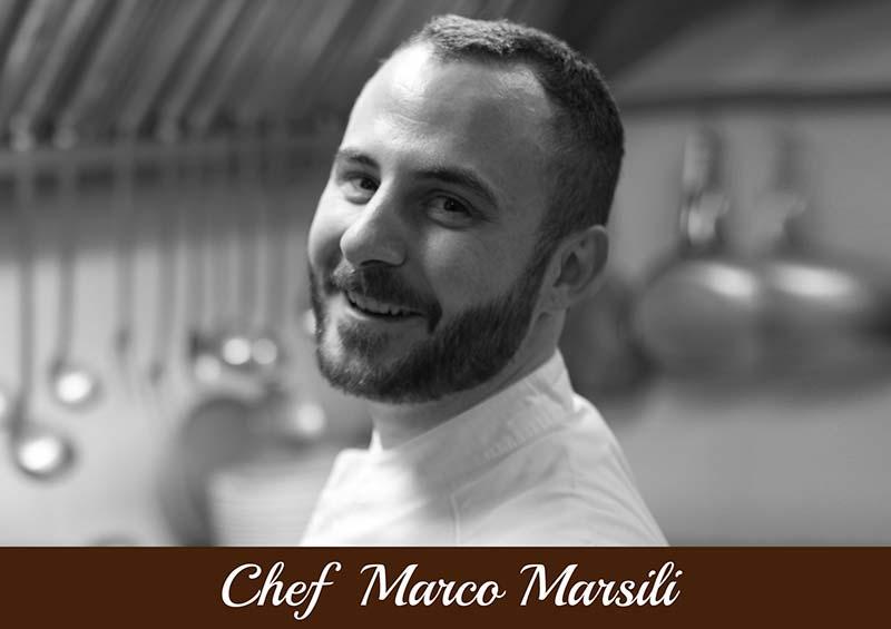 Vita da chef - copertina Marsili