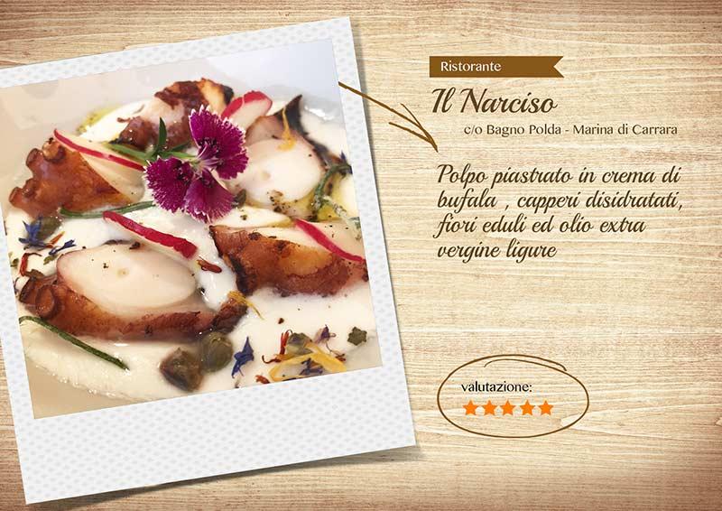 Ristorante Il Narciso -polpo-sito