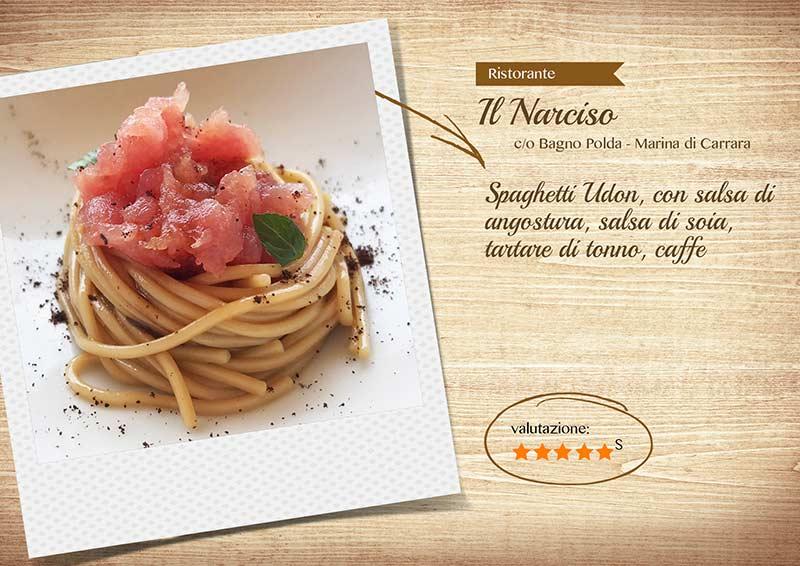 Ristorante Il Narciso -spaghetti-sito