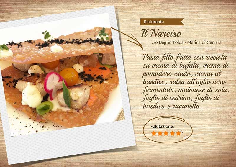 Ristorante Il Narciso -pastafillo