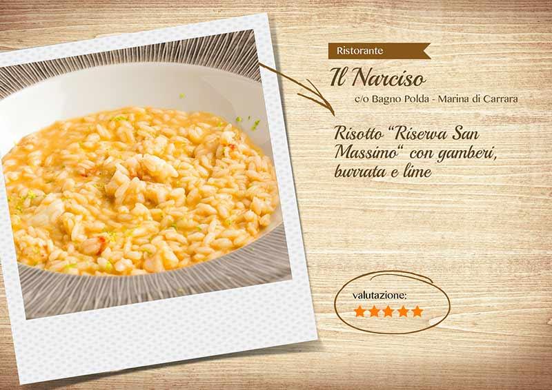 Ristorante Il Narciso -risottolime-