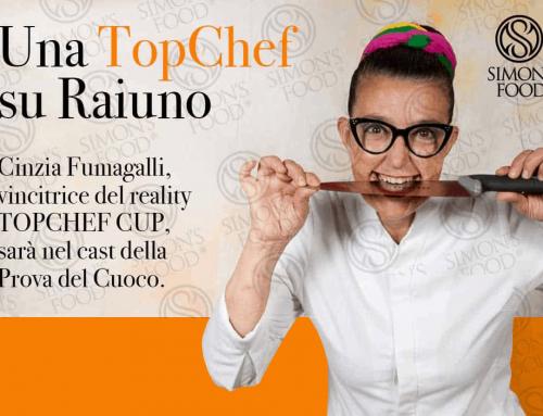 La Topchef Cinzia Fumagalli ospite fissa a La Prova del Cuoco