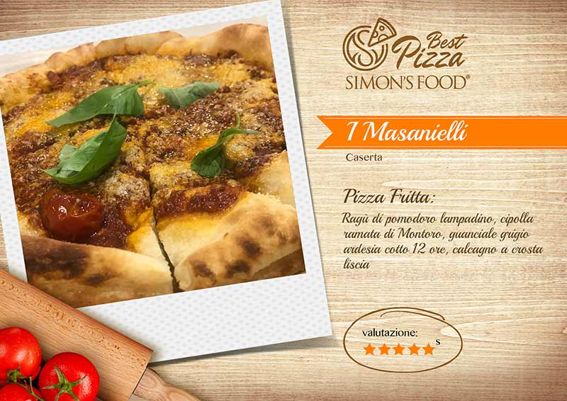 Pizzerie di Reggio Emilia scelte da Simon - Nuova Ca' Rossa