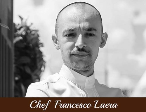 Chef Francesco Laera