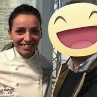 """La Chef Marianna Vitale del ristorante """"Sud""""1 Stella Michelin"""