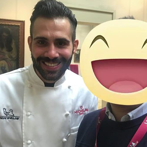 Lo chef Stellato 2020 Alessandro Proietti Refrigeri