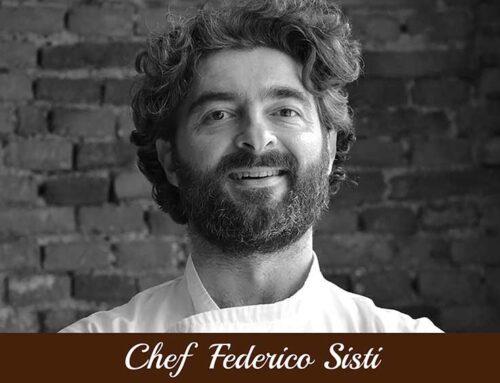Chef Federico Sisti