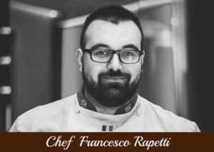 Copertina Chef Francesco Repetti