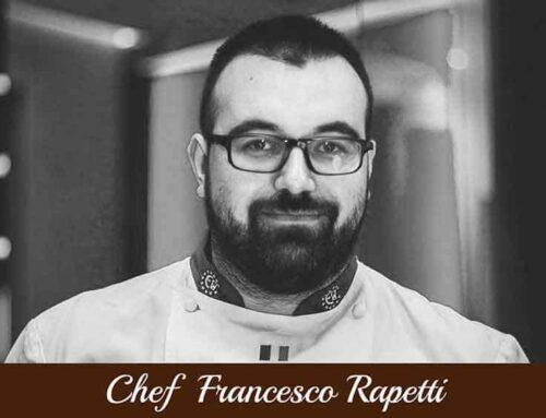 Chef Francesco Rapetti