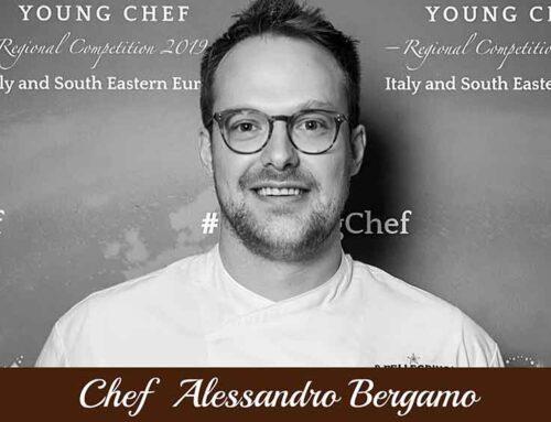 Chef Alessandro Bergamo